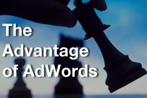 The Advantage of AdWords